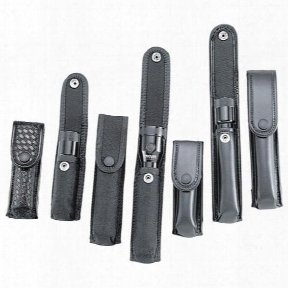 Uncle Mikes Flashlight Holder For Streamlight Polystinger, Stinger Led/ds Led, Mirage Plain, Black - Black - Unisex - Included