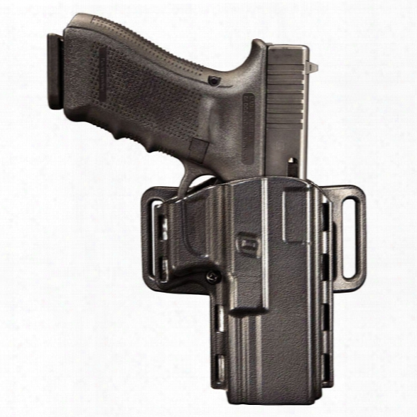 Uncle Mikes Reflex Open Top Holster, Rh, Taurus 24/7 G2, 24/7 - Male - Included