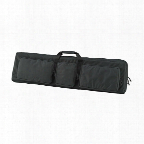 Us Peacekeeper 3-gun Case, Black - Black - Male - Included