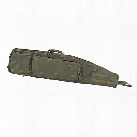 "Us Peacekeeper 52"" Drag Bag, Od Green - Green - Unisex - Included"