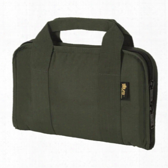 Us Peacekeeper Attachã© Gun Case, Od Green - Green - Unisex - Included