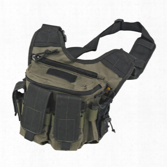 Us Peacekeeper Rapid Deployment Pack, Od Green - Green - Male - Included