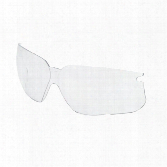 Uvex Clear Dura-streme Replacement Lenses For Genisis Eyewear (bx/10) - Male - Included