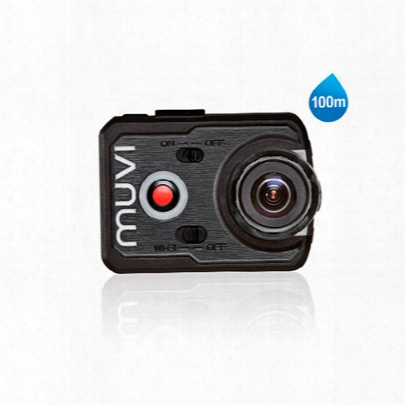 Veho Muvi™ K-series K2 Npng Handsfree Camera With Wi-fi - M Ale - Included