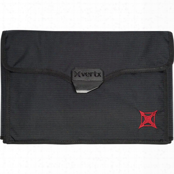 Vertx Tactigami Laptop Sleeve, Black 13-inch - Black - Male - Included
