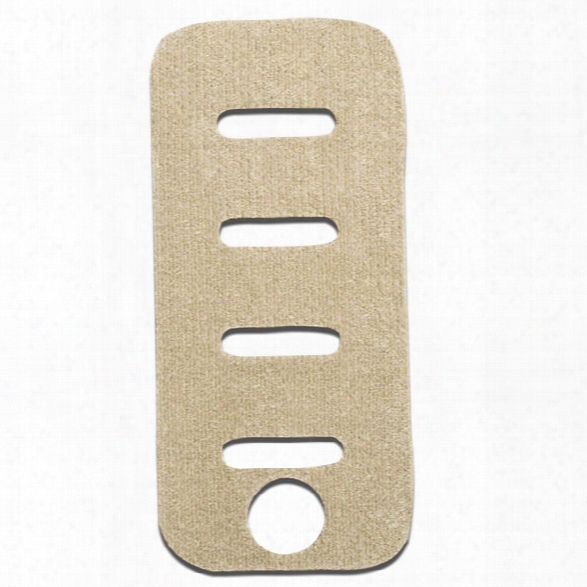 Vertx Tactigami Molle Adapter Panel-single, Earth - Brown - Male - Included