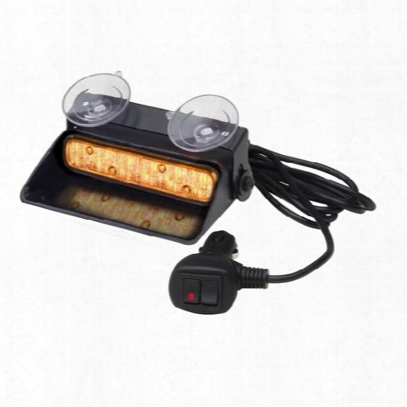 Whelen Spitfire™ Ion™ Super-led® Series Dash Light, Amber - Orange - Male - Excluded