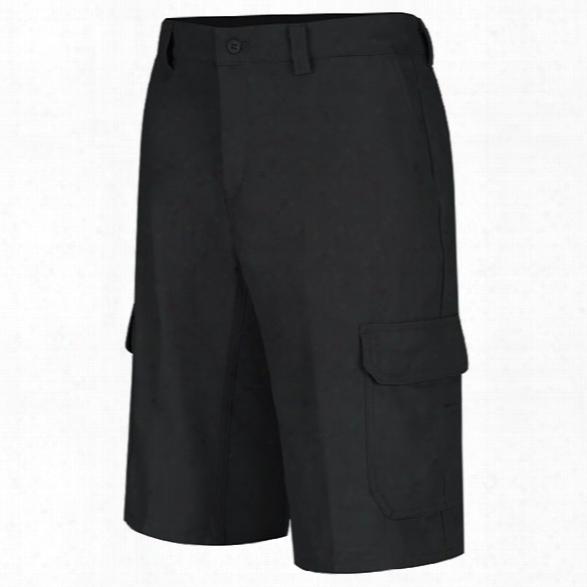Wrangler Workwear Cargo Short, Black, 30 - Black - Male - Included